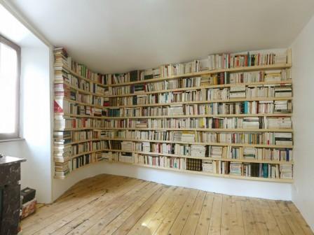 Damien jorrand l 39 atelier de design - Construire sa bibliotheque sur mesure ...