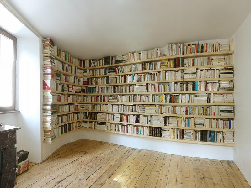 mur de biblioth que uj13 humatraffin. Black Bedroom Furniture Sets. Home Design Ideas